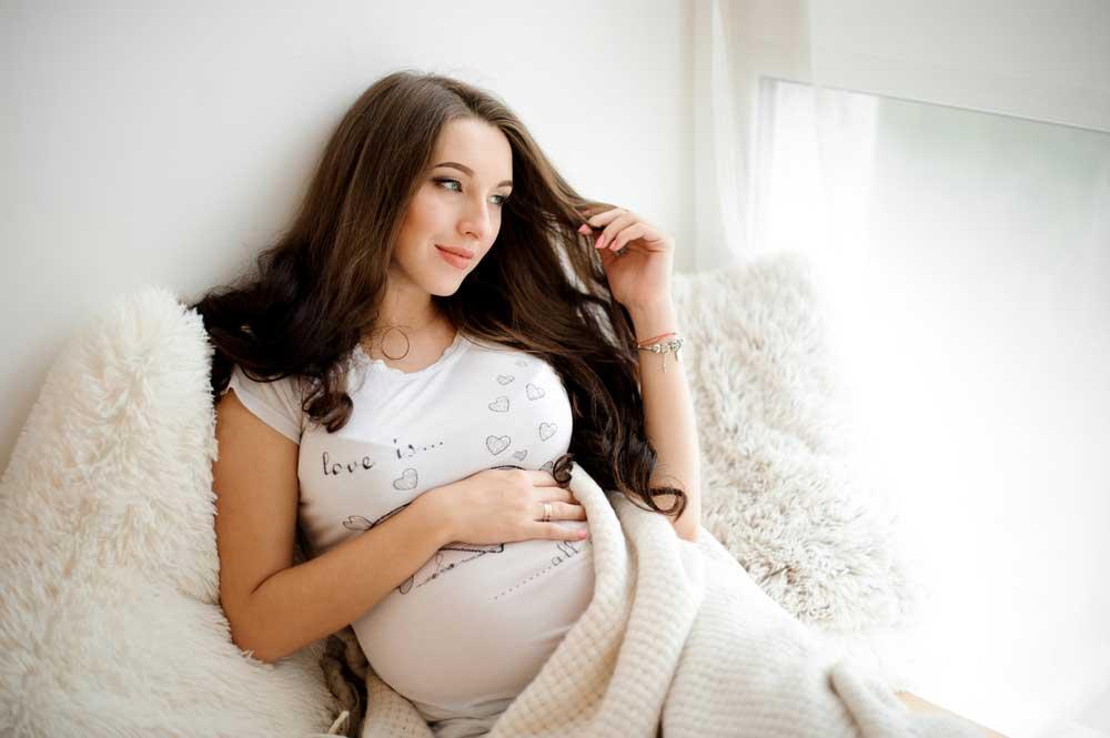 Tăng cân khi mang thai là một điều hiển nhiên đối với các bà mẹ.