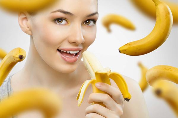 Chuối chứa nhiều chất dinh dưỡng tốt cho sức khỏe