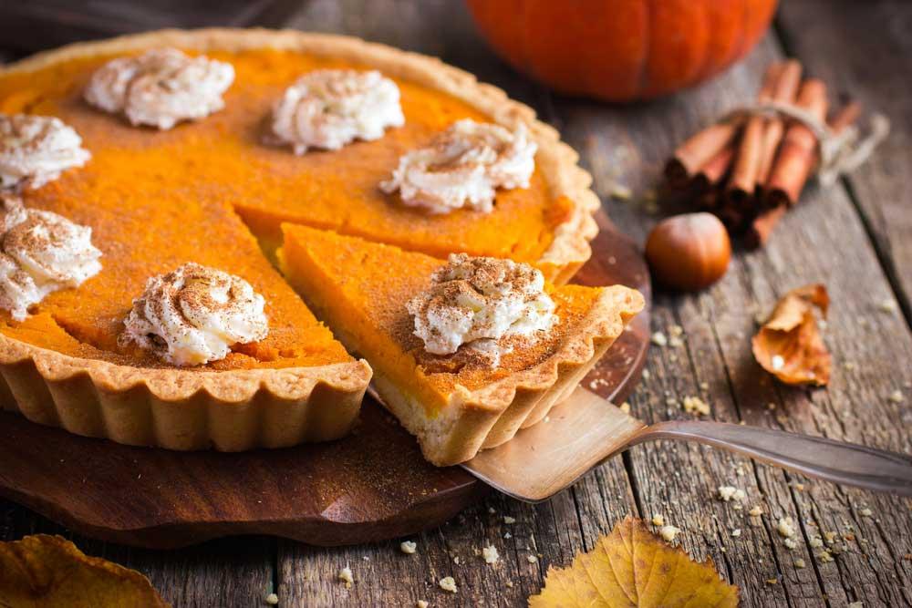 Bánh bí ngô thực sự là một trong những món tráng miệng tốt cho sức khỏe