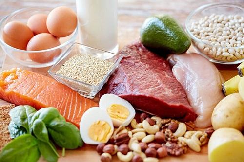 Thực phẩm giàu protein có lợi cho quá trình giảm mỡ