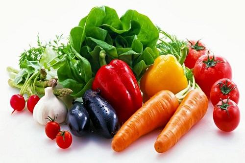 Tăng cường dùng các loại thực phẩm nhiều chất xơ
