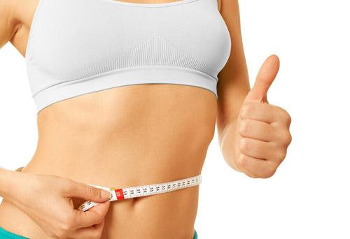 Luôn giữ được số đo chuẩn cho 3 vòng khi giảm cân đúng cách