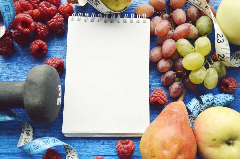 Tạo thói quen viết nhật ký giảm cân