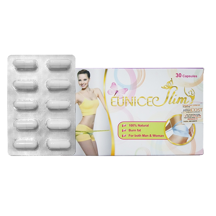 Eunice Slim là viên uống giảm cân của Canada