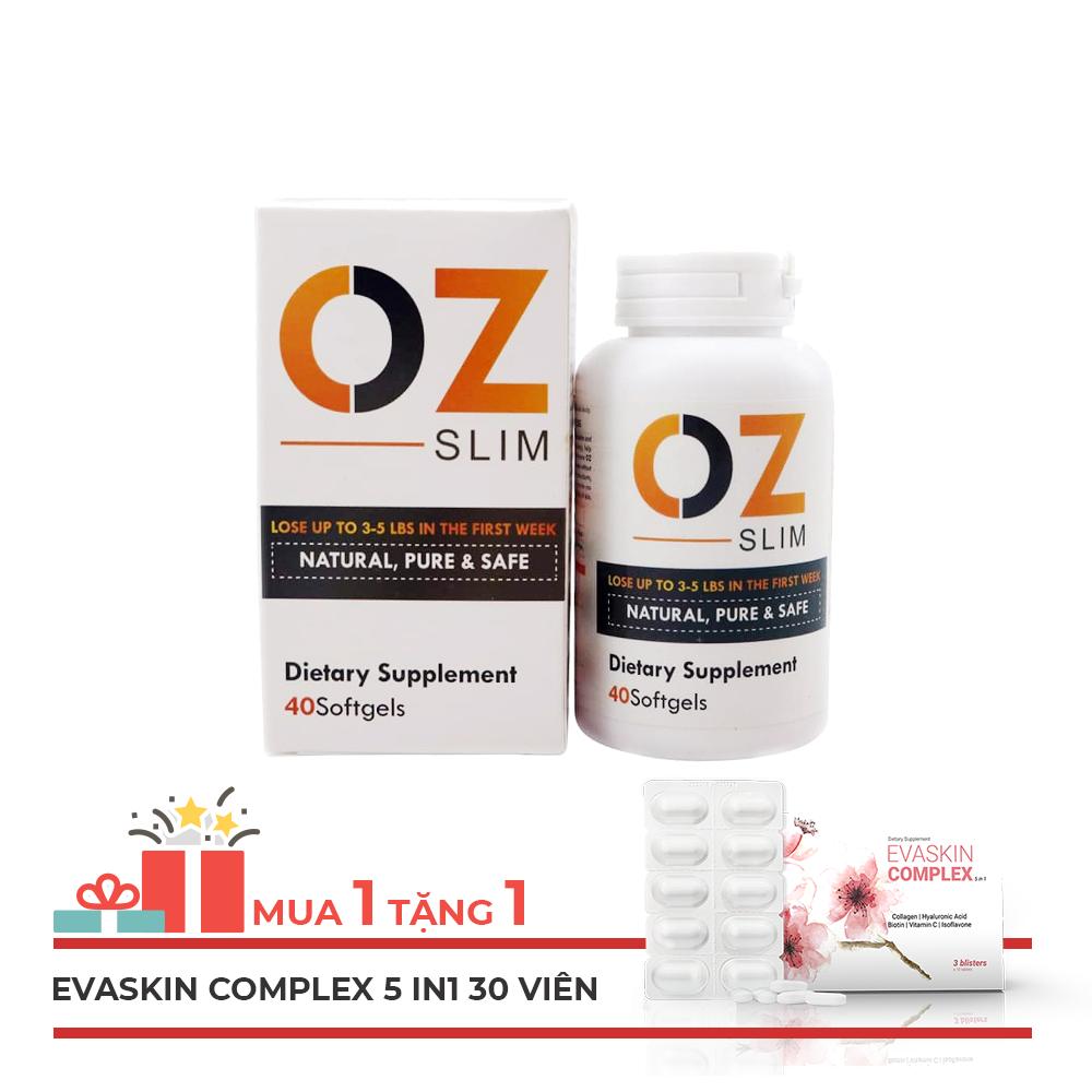 Thuốc giảm cân OZ Slim giải pháp cho những người khó giảm cân
