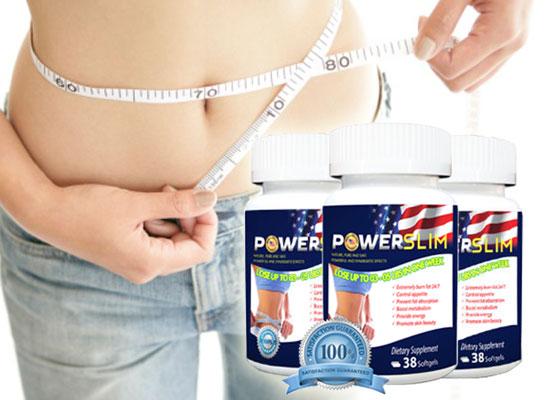 Power Slim Giúp giảm cân an toàn hiệu quả