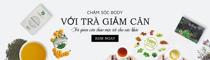 Sử dụng các loại trà giảm cân đễ hỗ trợ giảm cân nhanh nhất