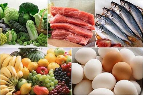 Các loại thực phẩm giàu chất xơ và protein