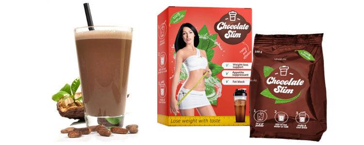 Chocolate Slim thức uống giảm cân hot nhất hiện nay
