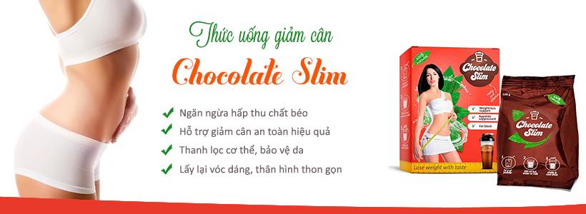Chocolate Slim giải pháp cho người thừa cân tăng cân không kiểm soát