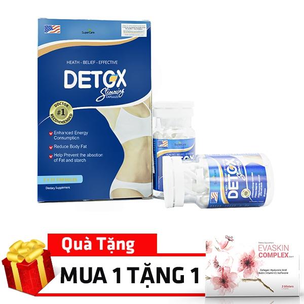 Viên uống giảm cân Detox Slimming