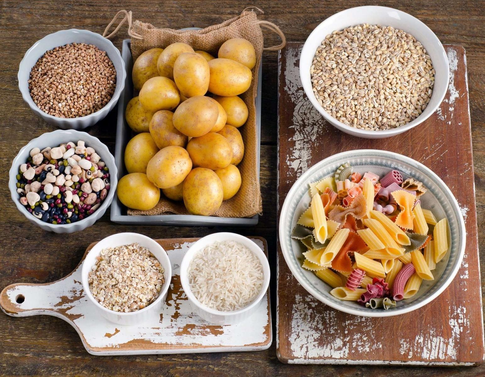 Hạn chế tinh bột trong thực đơn giảm cân khoa học