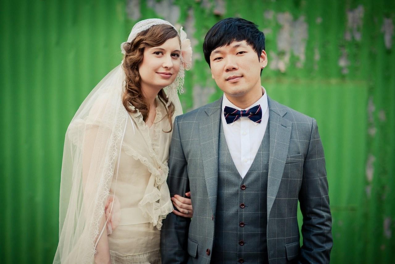 Chàng Hàn Quốc và nàng Úc
