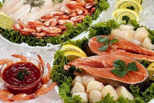 Ăn nhiều thực phẩm giàu protein và chất xơ