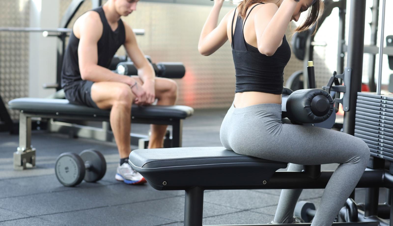 Tập luyện thể dục thường xuyên sẽ cải thiện vóc dáng của bạn một cách đáng kể