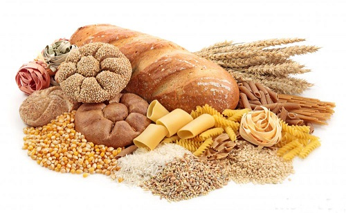 Loại bỏ các loại thực phẩm chứa nhiều tinh bột