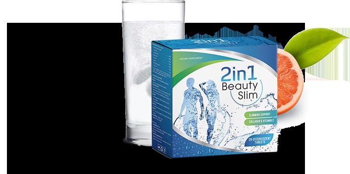 Viên sủi giảm cân Beauty Slim 2 in 1 được bán tại Slimbody.vn