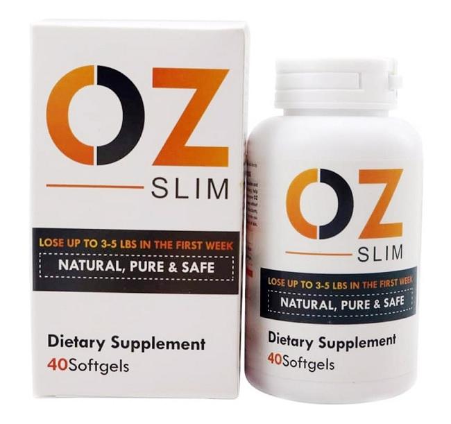 OZ Slim chính hãng USA giảm cân hiệu quả