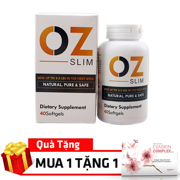 Viên uống giảm cân OZ Slim