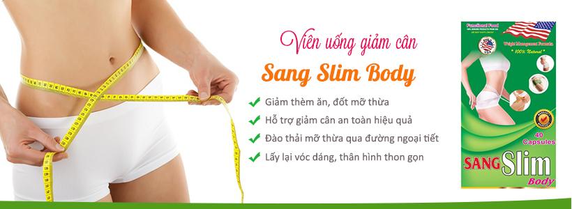 Sang Slim người bạn đồng hành không thể thay thế giúp vóc dáng cùng vòng eo thon gọn