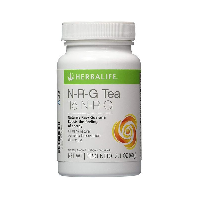 Trà giảm cân Herbalife N-R-G được chiết xuất từ hạt Guarana
