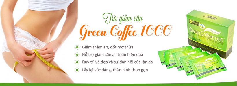 Leptin Green Coffee bí quyết cho dáng đẹp eo thon