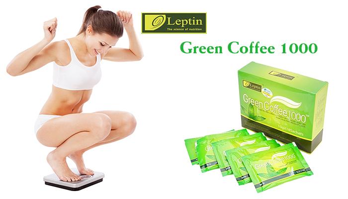 Leptin Green Coffee bí quyết giảm cân hiệu quả và an toàn