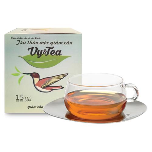 Trà thảo mộc giảm cân Vy&Tea giúp giảm cân, kiểm soát cân nặng hiệu quả