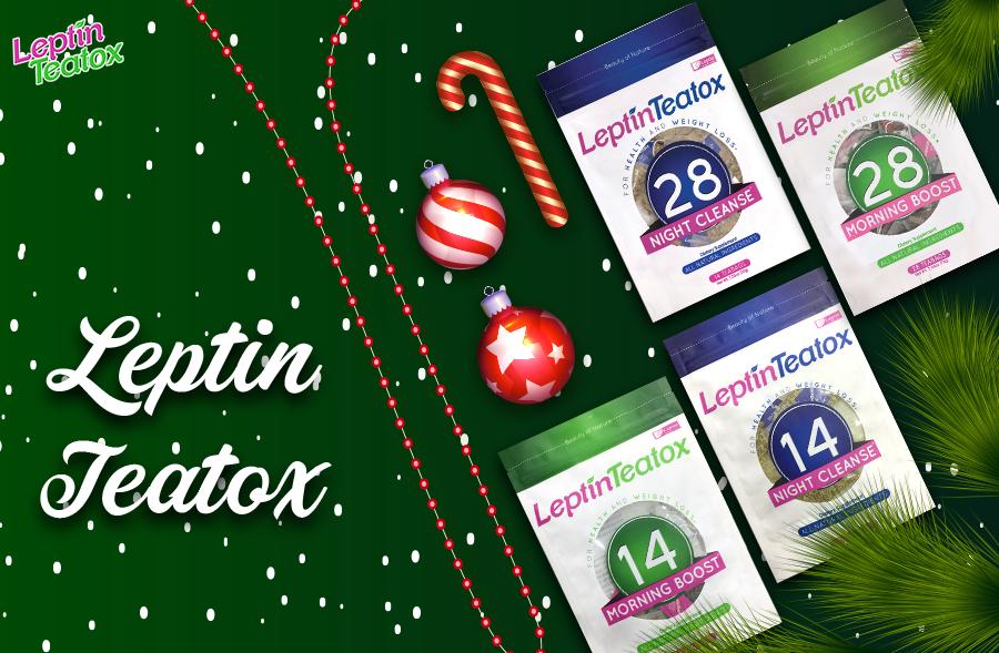 Trà Leptin Teatox thanh lọc cơ thể, giảm cân an toàn