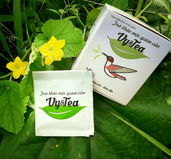 Trà giảm cân Vy&Tea bí quyết cho vòng eo săn chắc cùng vóc dáng thon gọn