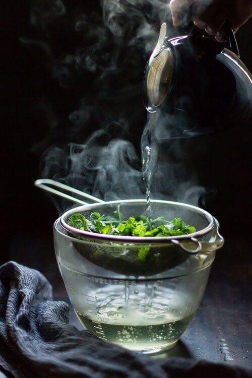 Trà xanh giúp giảm cân hiệu quả nhờ cung cấp hoạt chất chống oxy hóa