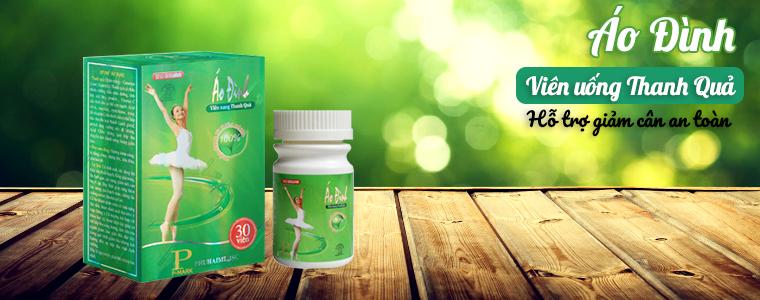 Viên uống giảm cân Áo Đình là một trong những dòng sản phẩm giảm cân rất được nhiều người tin dùng tại Việt Nam