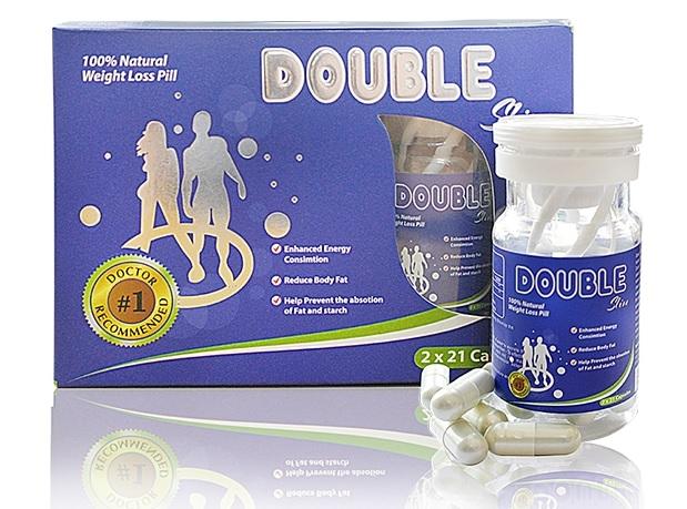 Double Slim thuốc giảm cân từ USA