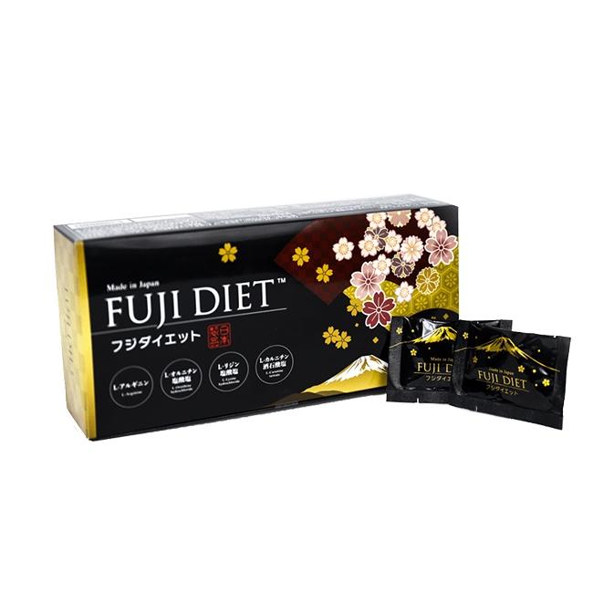Fuji Diet viên uống giảm cân xứ sở Hoa Anh Đào