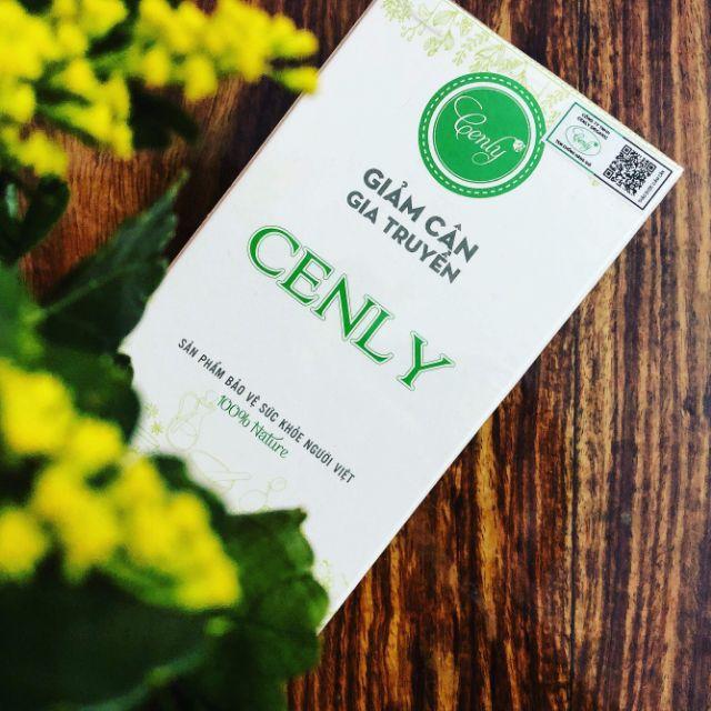 Giảm cân gia truyền Cenly thảo dược tự nhiên giảm cân an toàn