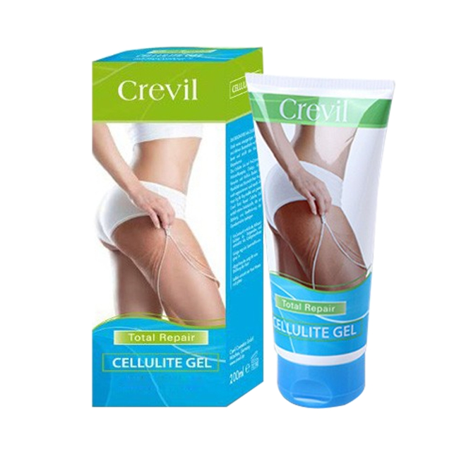 Kem tan mỡ Crevil Cellulite Gel 200ml