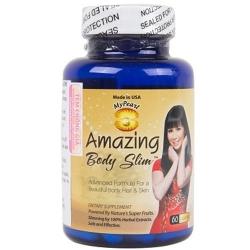 Viên uống Amazing Body Slim - Giảm cân an toàn, hiệu quả