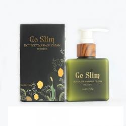 Kem tan mỡ bụng Go Slim (Hộp 150g)