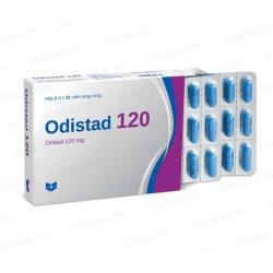 Thuốc giảm cân Odistad 120mg, Hộp 42 viên