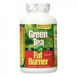 Viên uống Green Tea Fat Burner 400mg hỗ trợ giảm cân an toàn