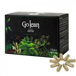 Trà giảm cân Golean Detox thảo dược tự nhiên giảm cân an toàn