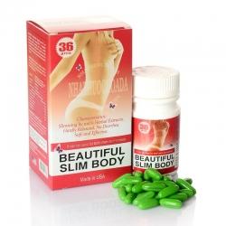 Viên uống Beautiful Slim Body USA - Giảm cân an toàn, nhanh chóng, hiệu quả