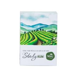 Viên uống giảm cân tan mỡ Sbody Slim Nấm thế hệ mới của trà giảm cân Nấm