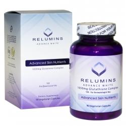 Viên uống trắng da Relumins - Chai 90 viên