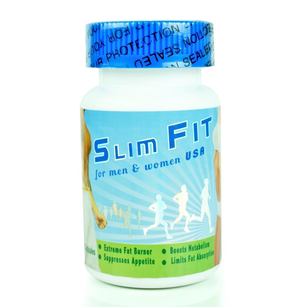Viên giảm cân Slim Fit USA - Giảm cân an toàn, nhanh chóng, hiệu quả
