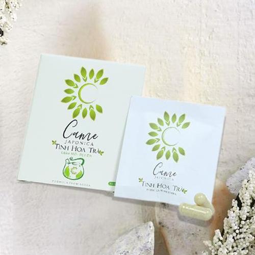 Trà giảm cân Came tinh hoa trà giảm cân Việt