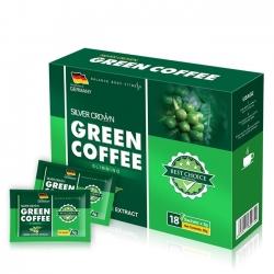 Cà phê giảm cân Green Coffee Slimming Silver Crown