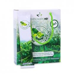 Cà phê xanh giảm mỡ Thiên Nhiên Việt, Hộp 10 gói