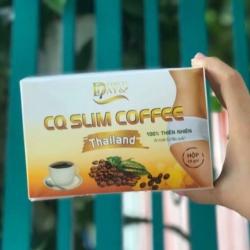 Cafe giảm cân CQ Slim Cofffe Thái Lan