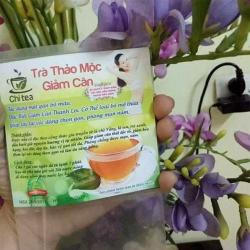 Trà giảm cân Chi Tea thanh lọc cơ thể đào thải mỡ thừa